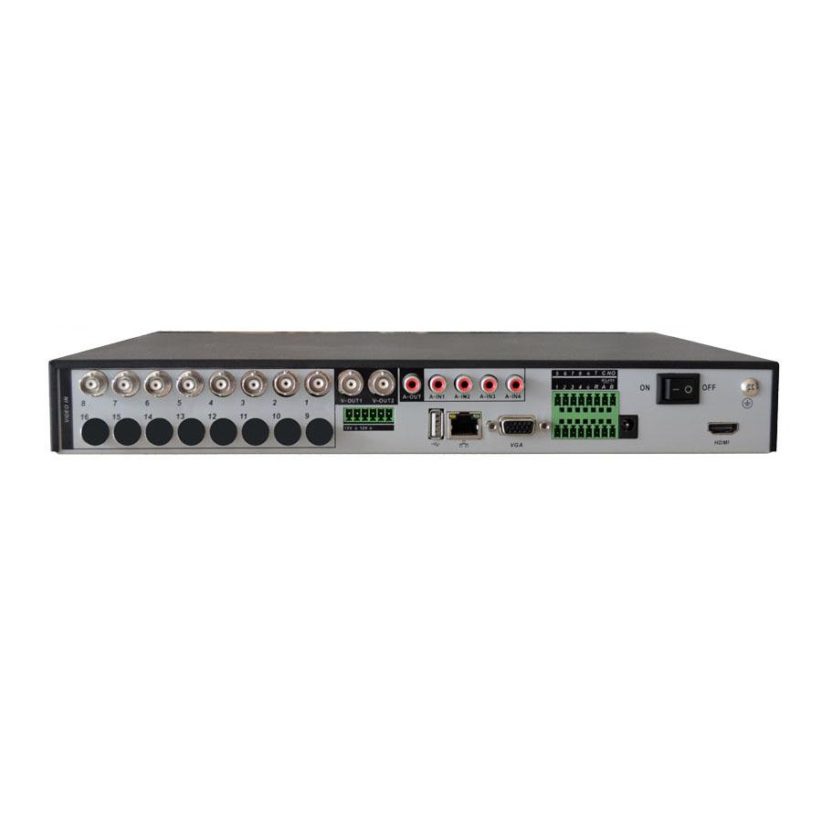 HD-7016DA-s 背面板