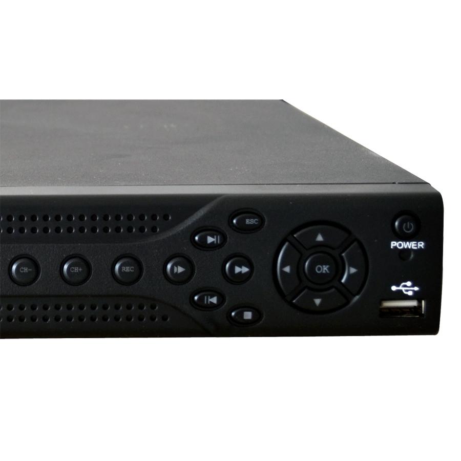 HD-7008DA-E 前面板细节